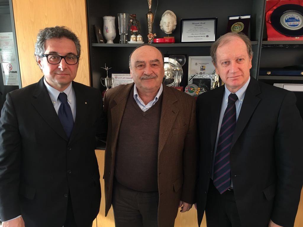 Federazione Ginnastica San Marino Le Atlete