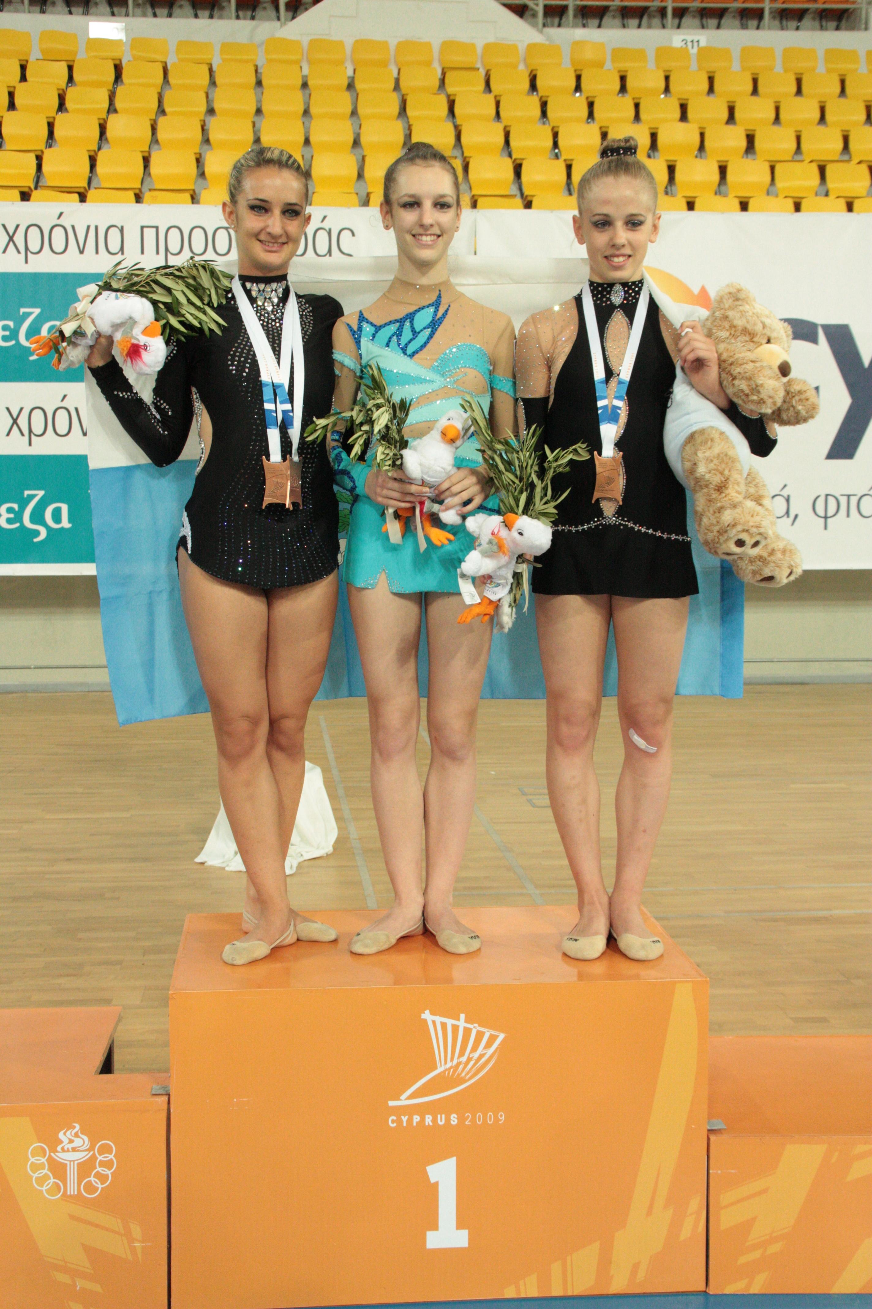 Giochi dei Piccoli Stati 2009 - Cipro