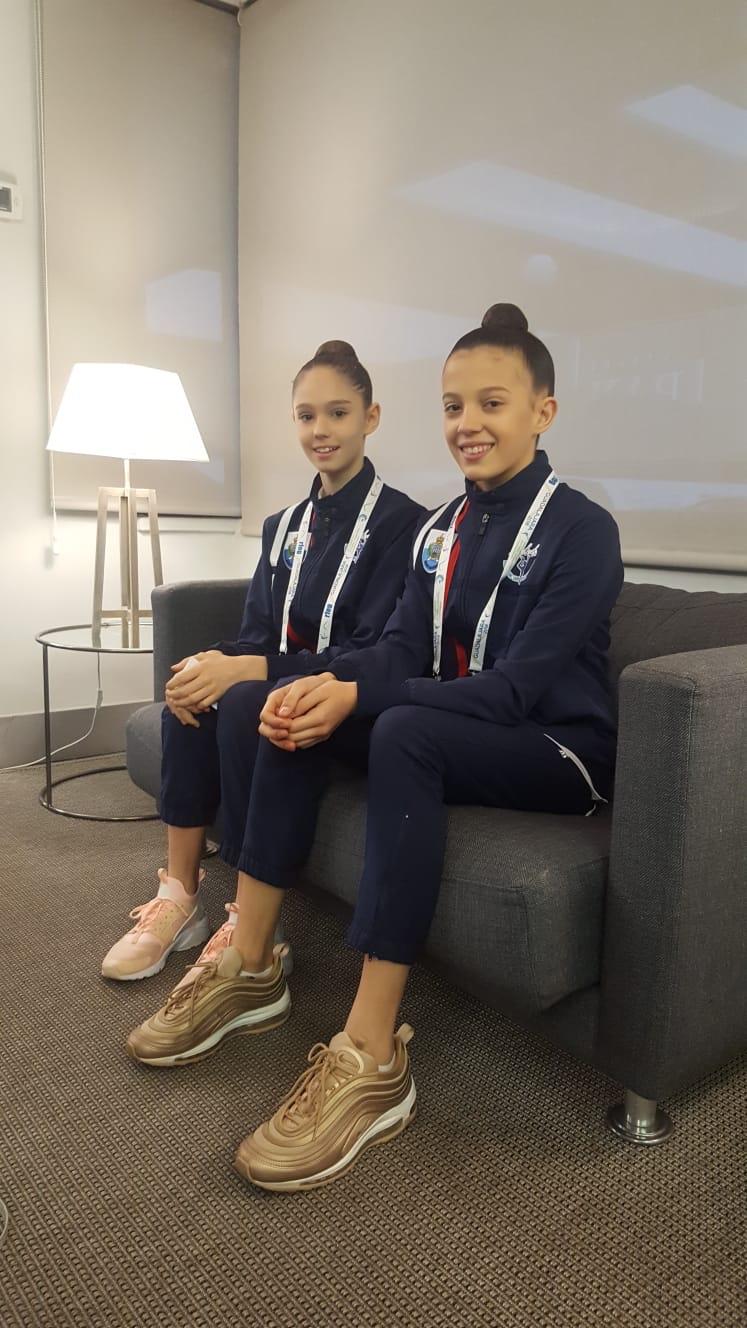 Guadalajara-Campionati europei di ginnastica ritmica 2018